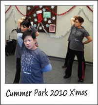 Cummer Park Community Centre - Holiday Party 2010