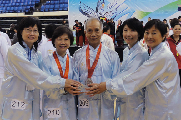 International Health Qigong Tournament 2011